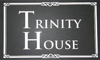 Reflective House Sign