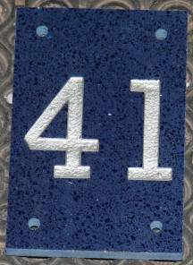 Blue Stone Number
