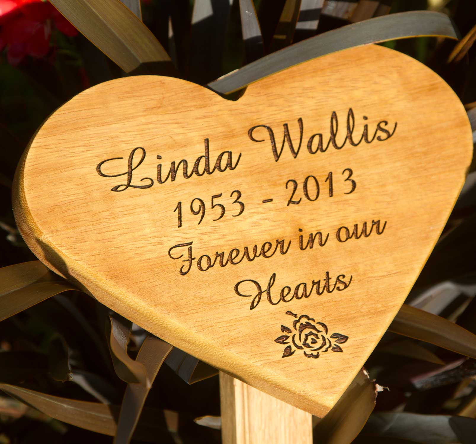 Memorial Plaques The Sign Maker Blog Amp Gallery
