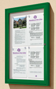 green-traditional-notice-board
