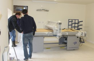 Rolles Roller table coming in