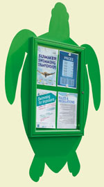 turtle-poster-holder