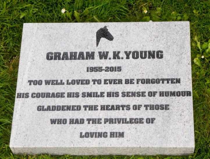 White Granite Memorial