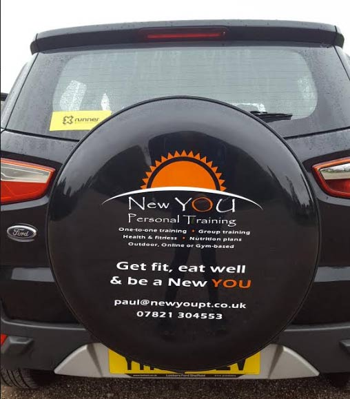 Customers Wheel Cover