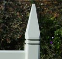 Gothic post top
