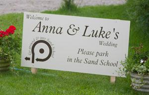 wedding-signage